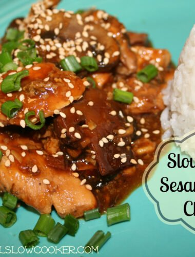 sesame garlic chicken