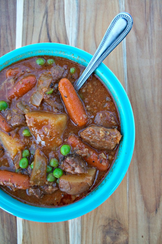 Slow Cooker Beef Stew - The Magical Slow CookerThe Magical Slow Cooker