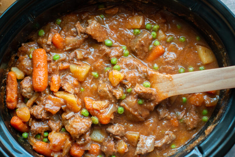 Slow Cooker Beef Stew The Magical Slow Cooker