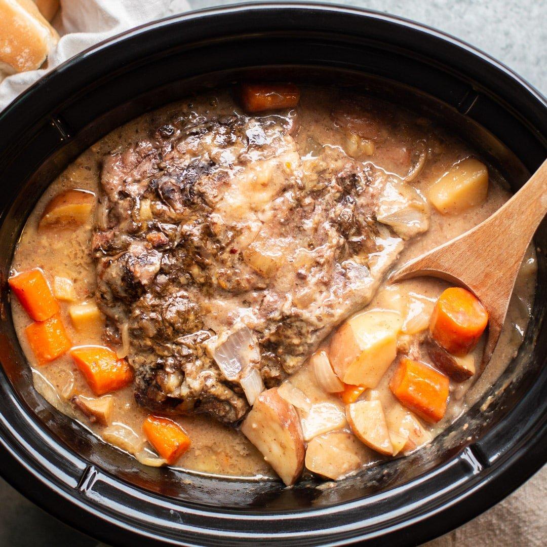 Slow Cooker Pot Roast
