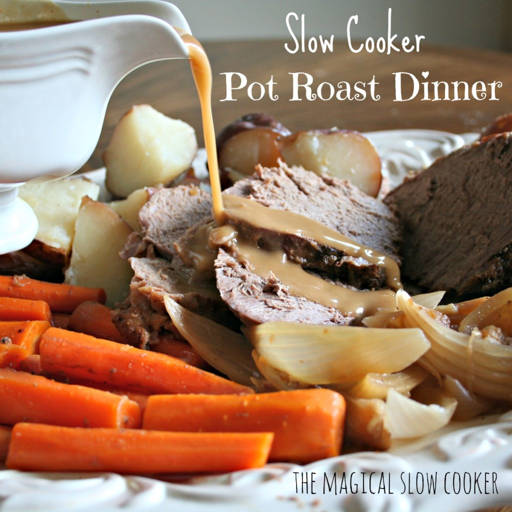 Slow Cooker Dinners: {25} 8 Hours Or More Slow Cooker Meals