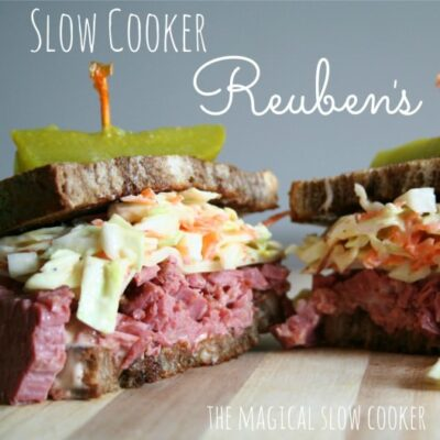 {25} 8 hours or more Slow Cooker Meals