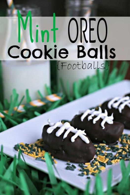 Mint OREO Cookie Balls #shop