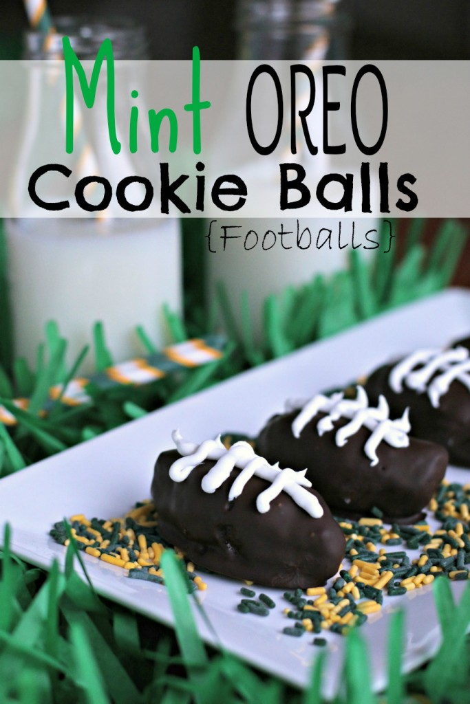 Mint OREO Cookie Balls #shop