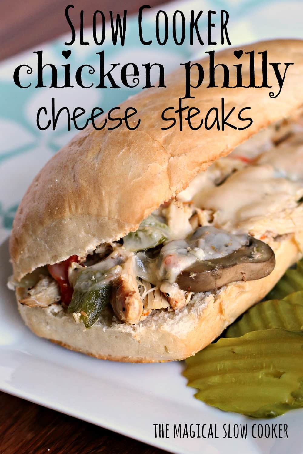 ... Philly Cheese Steaks - The Magical Slow CookerThe Magical Slow Cooker