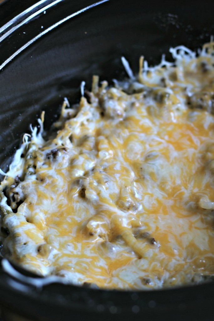 Lightened-Up Slow Cooker Tater Casserole
