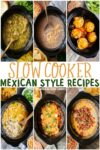 Mexican Style Slow Cooker Recipes