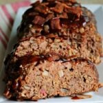 Bacon Barbecue Slow Cooker Meatloaf