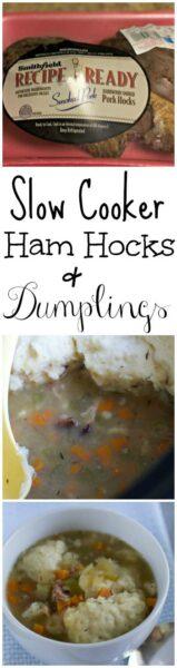 Ham Hocks and Dumplings
