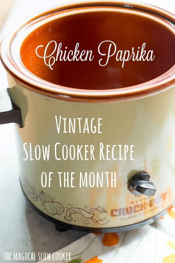Chicken Paprika Pinterest