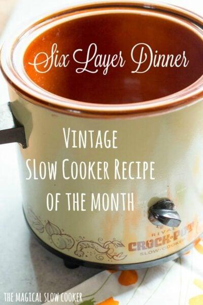 Six Layer Dinner