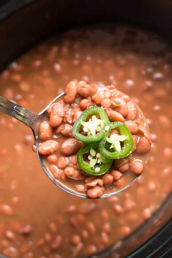 Spicy Beans Recipe — Dishmaps