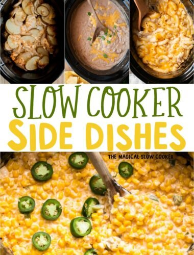 11 Easy Slow Cooker Side Dishes