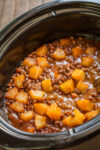 Slow Cooker Hawaiian Baked Beans