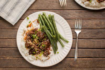 Slow Cooker Easy Teriyaki Beef