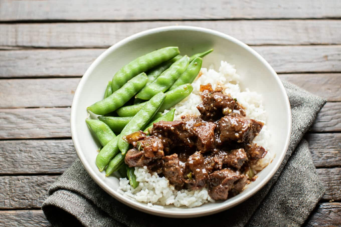 Slow Cooker Easy Teriyaki Beef