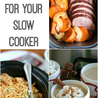 14 Holiday Recipes for your Slow Cooker