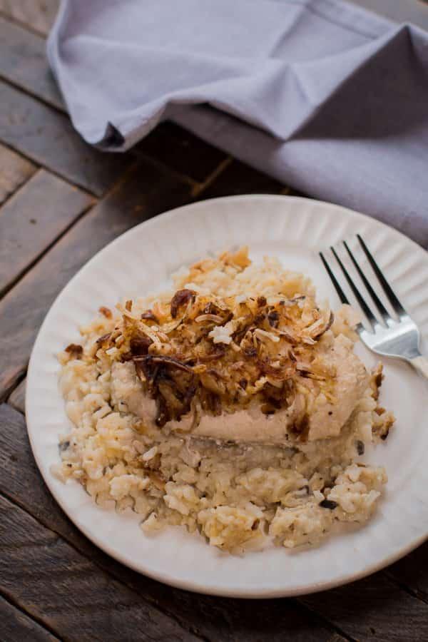 Slow Cooker No Peek Chicken