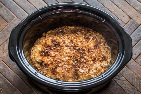 Slow Cooker No Peek Chicken