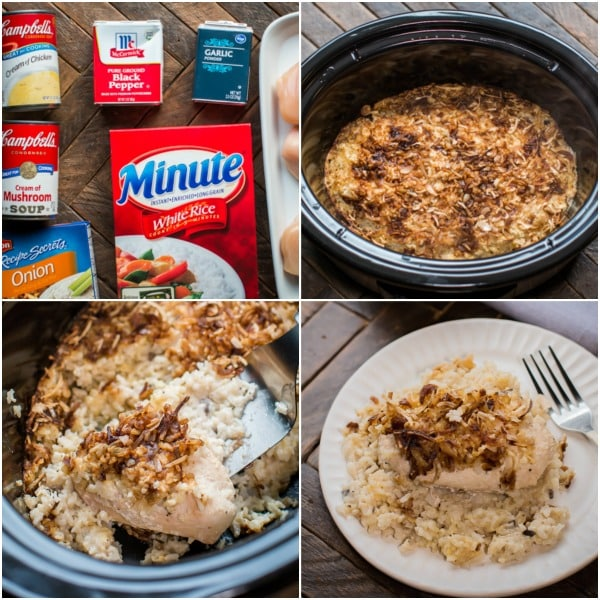 Slow Cooker Chicken Parisienne Recipe — Dishmaps