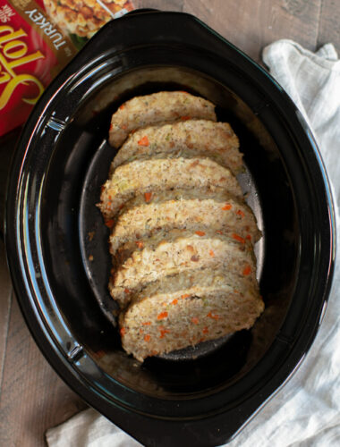 sliced stove-top stuffing turkey meatloaf