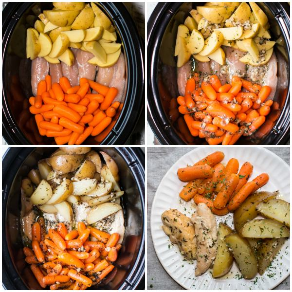 Oct 21,  · This slow cooker meal is one of my favorites because it is one of those meals where you pretty much just pop all the ingredients in the crock pot, put the lid on, set it and go.