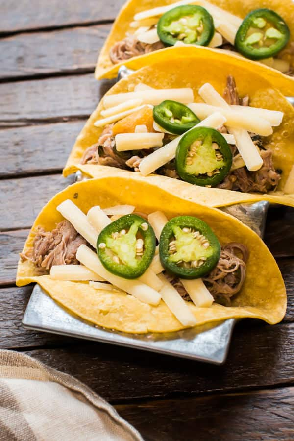 pineapple jalapneo pork tacos (1 of 1) - The Magical Slow ...