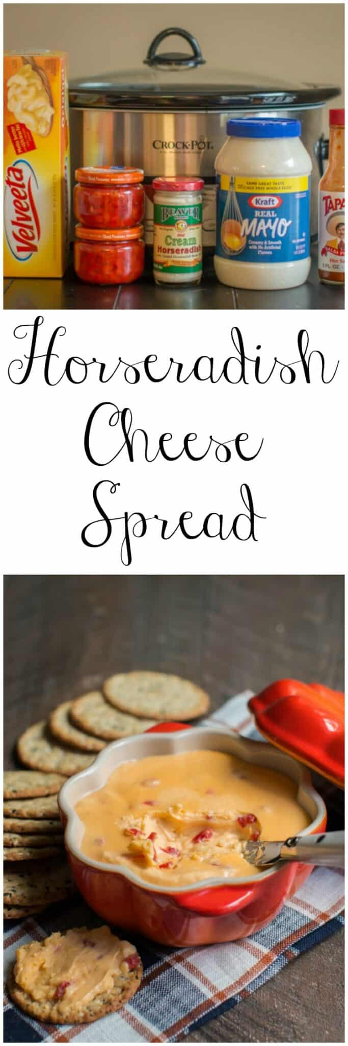 Horseradish Cheese Spread