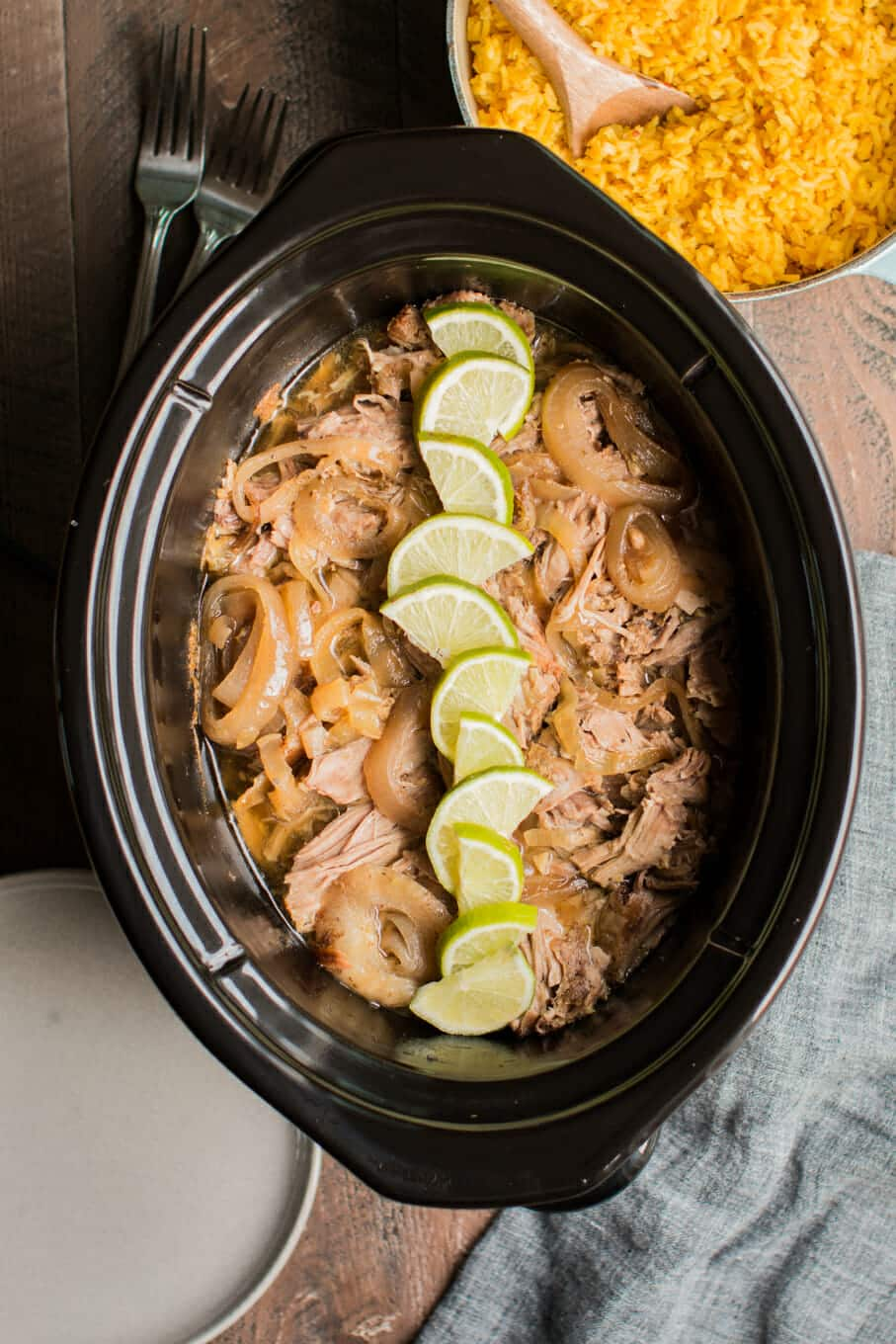 Slow Cooker Cuban Pork