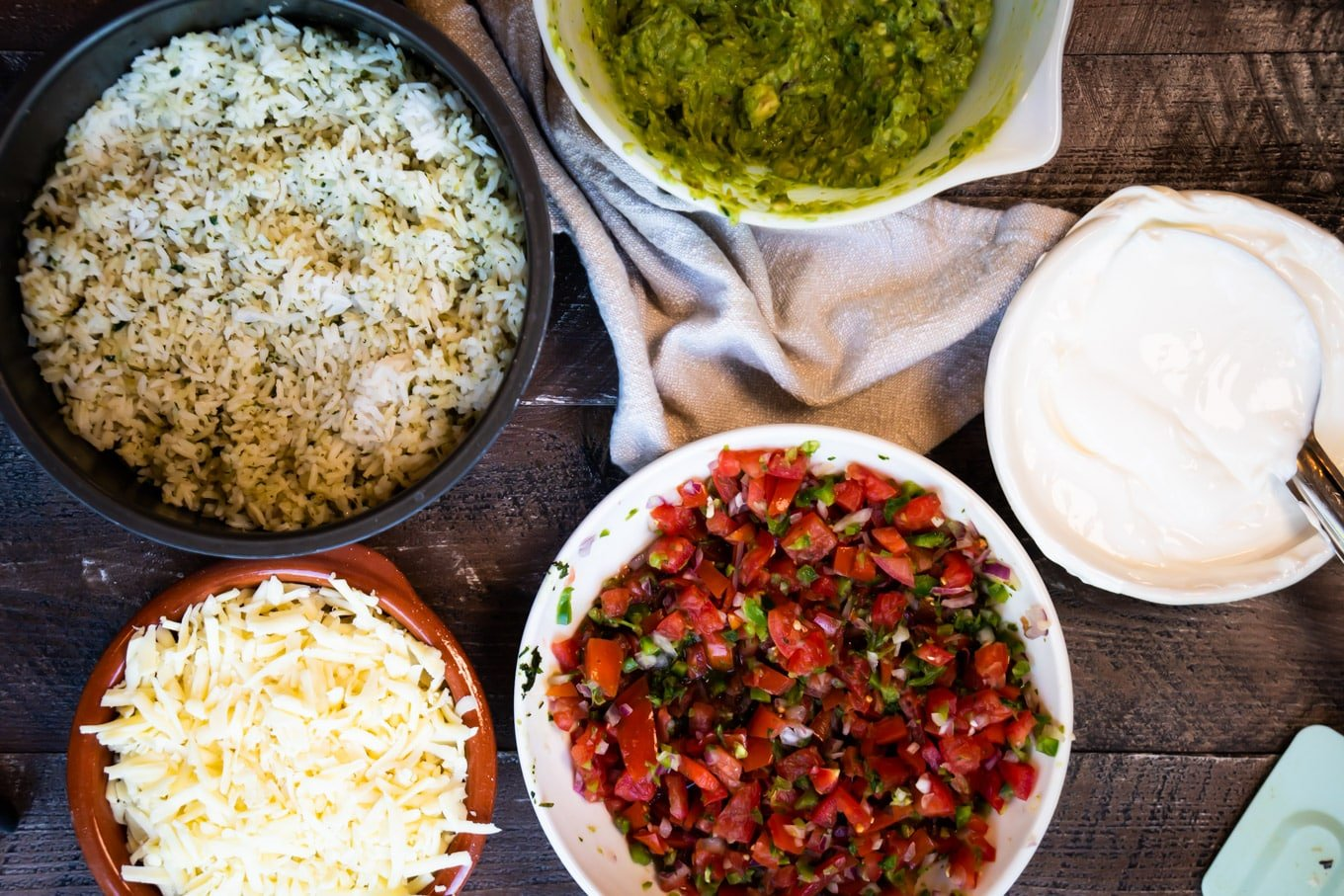 sides for barbacoa