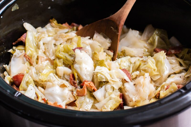 Slow Cooker Cabbage The Magical Slow Cooker